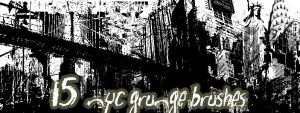 NYC Grunge Pack 1 by peteandbob
