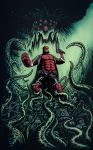 Hellboy 20th Anniversary submission by Fuacka