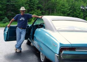 Dad and his Car by ArianaC