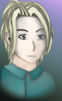 The Great Re-Colouring-- Felix by KiraOnTheNetz