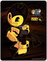 Bendy and the ink machine 3 by eliana55226838