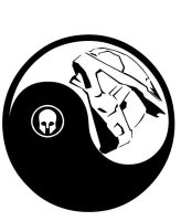 Spartan Ying Yang by Unttin7