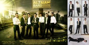 al7aiah band by MuTnAsEq