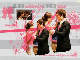 Blair and Chuck .. by TWILIGHTpossession