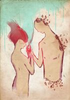 It's Hard To Let It Go by Greyability