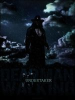 The Undertaker Story by peterdigiacomo
