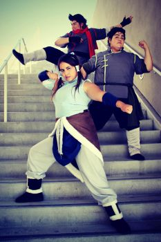 Legend of Korra by WitchyElphaba