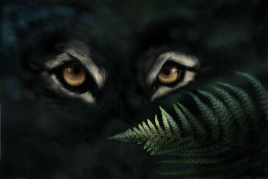 Where the Wild Things Hide by margaw