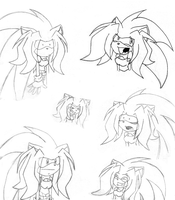 The Many Moods Of... by Superspud