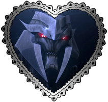 Large Megatron Heart Stamp1 by TheDarkLadyMegaria