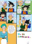 Trunks And Goten go adventuring! Pg1 by Lala-Dello