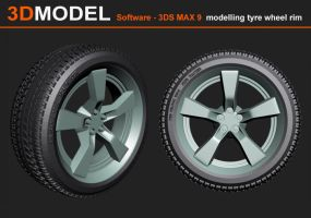 Model Tyres by bionicBots