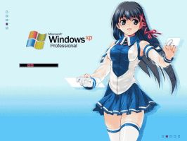 Windows XP Tan by LordDiablo006