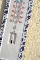 Thermometer by nikkipandahat