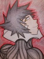 Kingdom Hearts: Birth by Sleep's Vanitas by Linoace-Projects