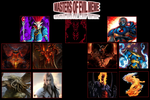 Masters Of Evil Meme: The Baddest of The Bad by WOLFBLADE111
