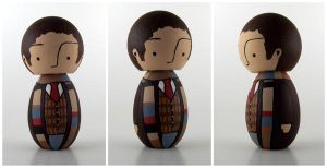 Fourth Doctor Doll by renton1313