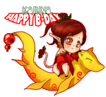 Happy B-day KarriBabe by badmusic27