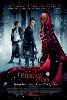 Red Riding Ood by oxol