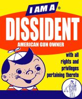 I Am A Dissident by Rocail-Studios