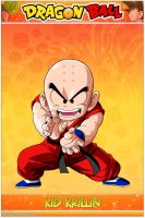Dragon Ball - Kid Krillin UPDATE by DBCProject