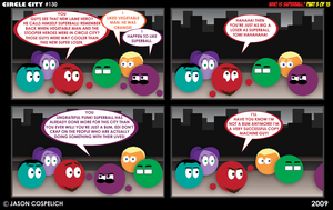 CC130 - Superball: Part 5 by simpleCOMICS