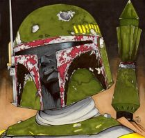 ESB Boba commission colored by ragelion