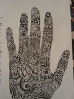 zentangle 2 by rancid-roses