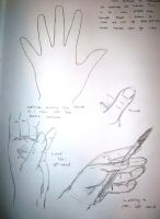 Coursework hands by KOAnimation