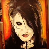 Ashley Purdy by Kelly11AtTheDisco
