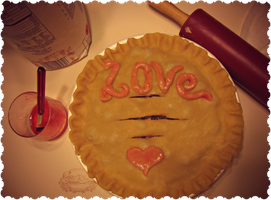For Love of Pie by CrazedByCalliope