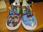 Homestuck shoes side-by-side by kyuubicross