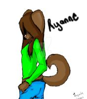 Ryanne .::CE::. by Hyena-on-Crack