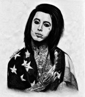 Ronnie Radke by rachael81430