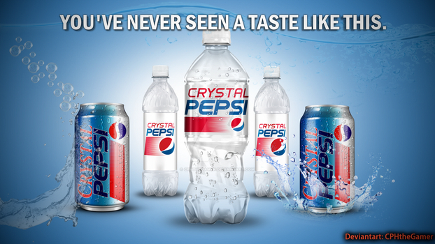 an introduction to the history of crystal pepsi Compare contrast essay coke vs pepsi coke® and pepsi® we will look at the history of crystal pepsi 1318 words.
