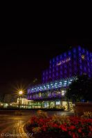 The New Birmingham Library by Grunvald