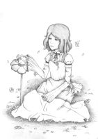 Art Request - Lily by rilakkuma-angelbubs