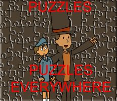 Love Puzzles by GirlCrash97