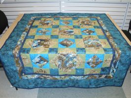 Ari's Quilt - Completed by setralynn