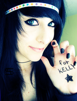 For Kelly by SuzySilence