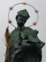 St. John of Nepomuk Statue by AS142