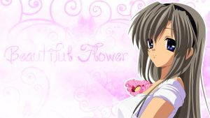 Beautiful Flower Wallpaper by xXLolipopGurlXx