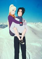 SasuIno Brotherhood :3 by MR-Artz