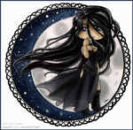Chibi Commission .Hecate. by Cleox