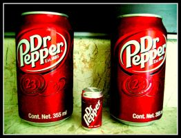 Dr. Pepper Family Jewels by dhollx