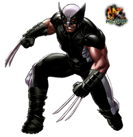 Wolverine - X-Force - Render by Shadzx2