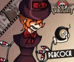Skullgirls-Peacock by UTH-Alan-Lawliet