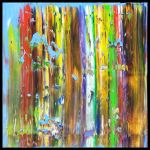 abstract painting 3 by pillemaster