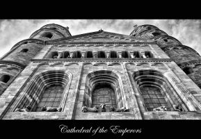 Cathedral of the Emperors by calimer00