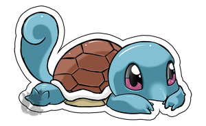 Nr.7 Squirtle by Zusuriki